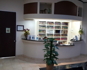 Briter Dental Katy, TX- Front desk office