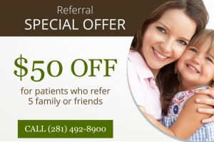 Briter Dental Katy, TX - Promotion
