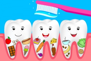 Food and Damages to Teeth   Briter Dental Houston